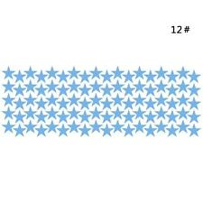 10/20/90pcs Star Wall Sticker Kids Room Decor Easily Removable Waterproof pwus
