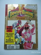 BD Power Rangers Poche N°2 [ VF ] 1995