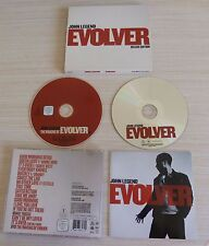 DELUXE EDITION CD + DVD ALBUM EVOLVER JOHN LEGEND 13 TITRES + BONUS 2008