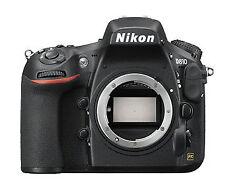 Nikon D810 36.3 MP DSLR Digital Camera Body Only - UK SHIP