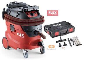 FLEX Industriesauger VCE 44 M AC Sauger Staubklasse M Sicherheitssauger 465704