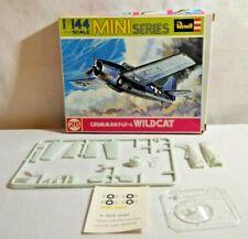 REVELL 1:144 SCALE MINI SERIES GRUMMAN F4F-4 WILDCAT MODEL KIT - H-1026