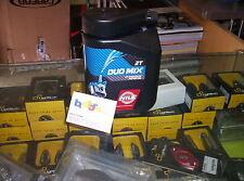 OLIO MISCELA NILS FOR DUO MIX 2T SINTHETIC MOTOR OIL  SINTETICO MOTO 1LT