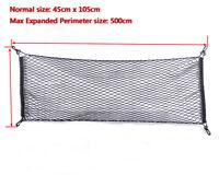 SUV Flexible Nylon Car Rear Cargo Trunk Storage Organizer Net