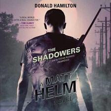 Matt Helm: The Shadowers 7 by Donald Hamilton (2015, CD, Unabridged)