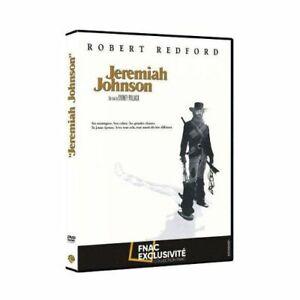 """DVD """" Jeremiah Johnson """" Robert Redford New Blister Pack"""