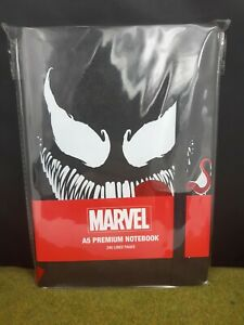 Marvel VENOM Premium A5 Notebook Journal Notepad Notes
