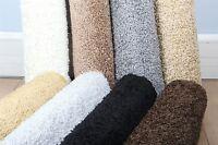Oxford Shag Rug Tall High-Quality Soft Easy Wash Thick Pile Carpet