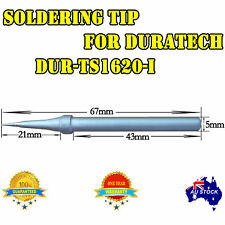 SOLDER SOLDERING IRON STATION Tip for DURATECH  I TS-1620 TS-1622 RHINO 40W OZ