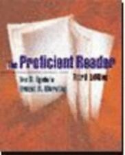 The Proficient Reader by Ira D. Epstein and Ernest B. Nieratka (1999, Paperback)