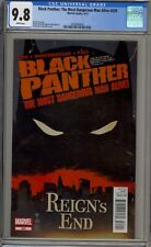 BLACK PANTHER: MOST DANGEROUS MAN ALIVE #529 - CGC 9.8 - 2039460005