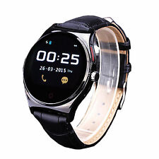 Bluetooth Smart Watch Heart Rate Monitor For i Phone Android LG Motorola Huawei
