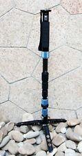 Sirui P-224SR Carbon Fiber Monopod w/ Three Stand Feet