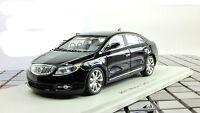 Buick Lacrosse 2011 black limousine Luxury Collectibles 1:43 LC101423