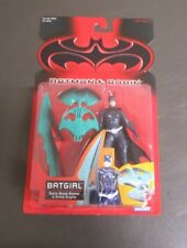 Batgirl Blade Blaster 1997 BATMAN & AND ROBIN Kenner MOC