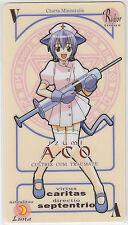 Negima! Magister Negi Magi Pactio Card Ako Izumi