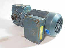 SEW-EURODRIVE 29:1 Gear Reducer w/1HP Motor