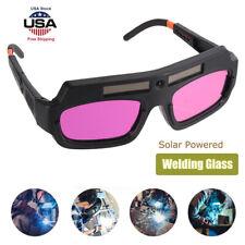New Listingsolar Auto Darkening Welding Goggle Safety Protective Welder Glasses Mask Helmet
