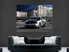 Ford Mustang Las Vegas énorme Large Wall Art Poster Photo