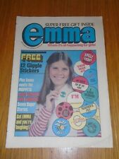 EMMA #31 23RD SEPTEMBER 1978 BRITISH WEEKLY MUPPETS JOHN TRAVOLTA_