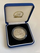 More details for israel 10 lirot 1967 silver (.900) ~ victory commemorative ~ 26g ~ 37mm ~ cased