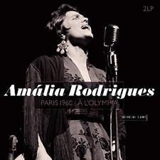 Amalia Rodrigues Paris 1960 / A L'Olympia  Vinyl 2 LP NEW sealed
