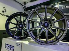 Felgen Sparco Assetto Gara VW Golf R GTI GTD TCR 5 6 7 Leon Cupra TT Passat 19