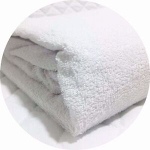 Waterproof Mattress Protector Cover Anti Allergy Terry Towel Top - All Sizes