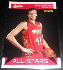 Dirk Nowitzki 2012-13 Panini Absolute ALL-STARS Insert Card