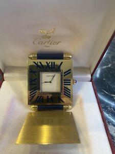 Cartier Tischuhr