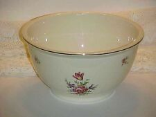 "Homer Laughlin Household Institute Priscilla Pattern N1639 10-1/4"" Mixing Bowl"