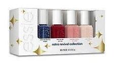 ⚜️⚜️ ESSIE Retro Revival Collection Kit of 4 mini bottles Nail Polish 4 x 0.16oz