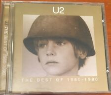 U2. The Best Of 1980-1990. 14 Track CD Compilation Best Of. Polygram. 1998