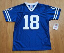 Youth NFL Indianapolis Colts Peyton Manning Jersey New nwt XL new players