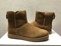 UGG CORY CHESTNUT CLASSIC SLIM COLLECTION SUEDE BOOT US 8.5 / EU 39.5 / UK 7 NIB