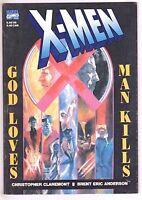 X-MEN: GOD LOVES, MAN KILLS GN VF 1994 MARVEL COMICS