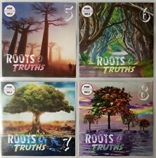 'Roots & Truths' Volumes 5-8 JUMBO pack Roots Revival Reggae Collection (4CDs)
