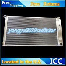 3Row Radiator Fit 1977-92 Cadillac Brougham Commercial Chassis Deville Fleetwood