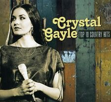 Crystal Gayle - Top 10 Country Hits [New CD]