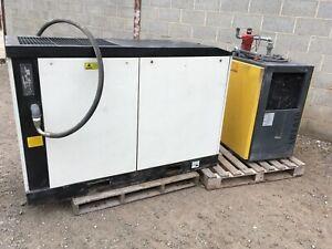Hydrovane 818 Air Compressor Electric Kaeser HPC Dryer Filter  £1500 + Vat