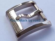 GENUINE PATEK PHILIPPE 18K SOLID WHITE GOLD 14mm TANG PIN BUCKLE CLASP BRAND NEW