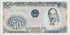 Vietnam 50 Dong 1985 (87) Pick 97 (1)