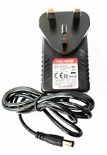 Yultek 9V Power Supply Adaptor Charger For Roland TR-505, TR-626 Composer