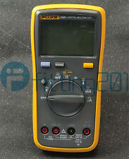 NEW FLUKE 15B+ Digital multimeter Tester DMM with TL75 test leads F15B+