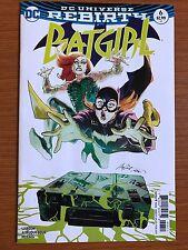 Batgirl #6 (vol. 5) 1st Print 1st App. Penguin's Son Poison Ivy Dc Vf/Nm .99!
