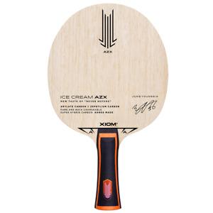 Xiom Ice Cream AZX Blade Table Tennis Ping Pong Racket (ST/FL)