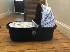 ICANDY PEACH 1 2 3 LIMITED EDITION WORLD CARRYCOT FITS JOGGER