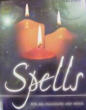 Spells for all occasions and needs, Sasha Fenton, New Book
