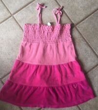 Op Pink Girls Swimsuit Cover Ups Size L/G (10-12)