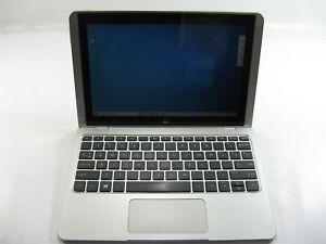 "HP Pavilion x2 10"" Laptop 1.44GHz Atom X5-Z8350 32GB HDD 2GB Windows 10 Grade B"